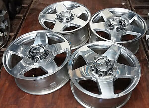 2011 2019 Gmc Sierra 2500 3500 Hd 20 Factory Original Oem Wheels Rims 5503