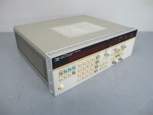 Hp 5335a Universal Counter W opt 010 040