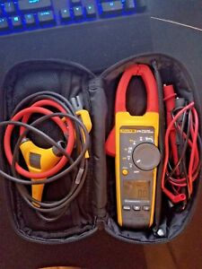Fluke 376 True Rms Ac dc Clamp Meter With Iflex lin015336
