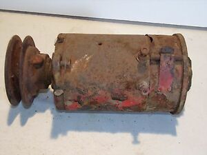 Farmall 300 Generator untested