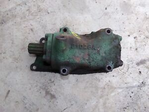 Oliver 770 Gas Tractor Steering Box