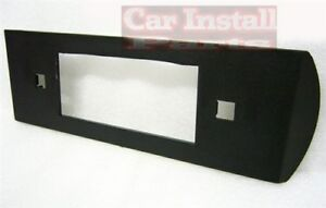 Chevy Corvette Radio Dash Kit Single Din Install Aftermarket Stereo Faceplate