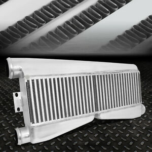 For 99 06 Chevy Silverado Full Aluminum 28 x13 x3 5 bar plate Intercooler Fmic