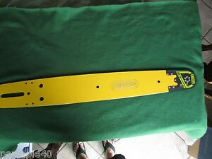 New Oregon 38 3 4 Pitch 122 Gauge Harvester Bar With Replace Nose 381snct221