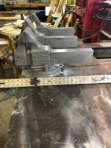 Vise Reed Wilton Welding Machinists Fabricating Metal Working Ironsmith Mechanic