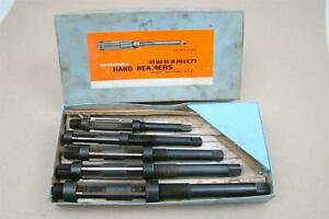 H s s Blade Material Hand Reamer Set 33 5 21 M m