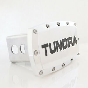 Toyota Tundra Chrome Billet W Allen Bolts Tow Hitch Cover