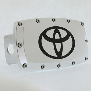 Toyota Chrome Billet W Allen Bolts Tow Hitch Cover