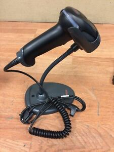 Honeywell Barcode Usb Scanner 1900 With Stand Free Shipping Working