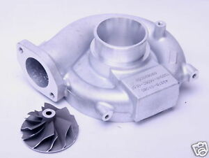 Turbo Compressor Housing Td05hr 20g Wheel Evo 9