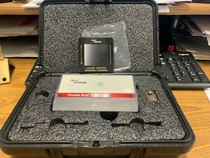 Mahr Federal Pocket Surf Iv Surface Roughness Gage