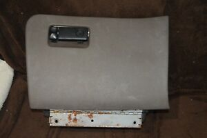 Oem 1995 1997 Ford Contour Complete Locking Glove Box compartment Assembly Used