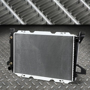 For 85 97 Ford Bronco F150 F250 F350 At Mt Oe Style Aluminum Radiator Dpi 1451