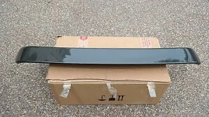 Porsche 911 997 Oem Factory Original Equipment Rear Engine Deck Lid Spolier Wing