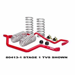 Hotchkis 80413 1 Coil Spring Stabilizer Bar Kit Stage 1 Tvs Kit Front And Rear