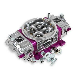 Brawler Br 67201 Race Carburetor Mechanical Secondary 850 Cfm