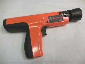 Ramset R25 25 Caliber Strip Load Powder Actuated Tool