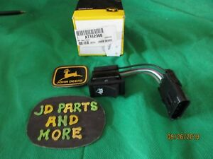 New Oem John Deere Wheel Loader Ride Control Switch At162366 344g 444g 744e