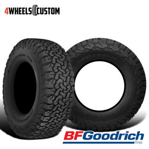 2 X New Bf Goodrich All Terrain T A Ko2 315 70 17 121 118s Traction Tire