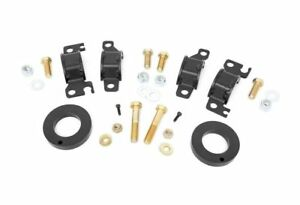 Rough Country 2 0 Suspension Lift Kit For 14 19 Jeep Cherokee Kl 60400