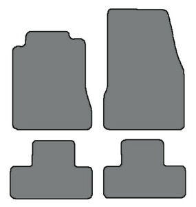 2005 2009 Ford Mustang 4pc Sets Custom Fit Carpet Floor Mats Choice Of Color