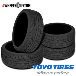 4 X New Toyo Extensa Hp Ii 215 45 17 91w High Performance Handling Tire