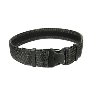 Blackhawk 44b4mdbw Black Basketweave Reinforced Duty Belt Loop Medium