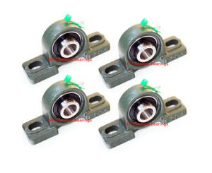 1 15 16 Quality Pillow Block Mounted Bearing Ucp210 31 qty 4 Pieces