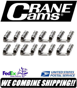 Crane Cams Amc Jeep 290 304 343 360 390 401 Hydraulic Roller Lifters 86532 16