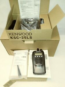 Kenwood Tk 3173 Uhf 128 Channel 450 490 Mhz 4w Portable Radio With Rapid Charger