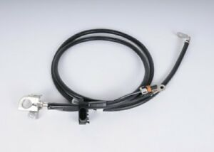 Acdelco 88987152 Battery Cable Negative