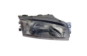 Replacement Passenger Side Headlight For 93 01 Mitsubishi Mirage Mr476690