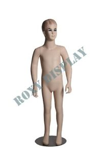 6 Years Old Fiberglass Children Mannequin Display Dress Form md 511f