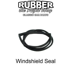 1963 1966 Amc Rambler Classic Ambassador Windshield Seal 2 4 Dr Sedan wagon