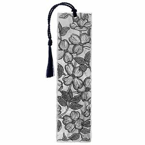 Metal Dogwood Bookmark Stationery School Office Supply