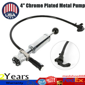 Beer Keg Pump Lever Coupler D System College Party Picnic Tap Pump Beer 4