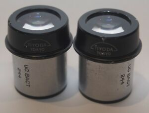 Tiyoda Hi eye 16 Bi Microscope Eyepiece Set