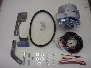 Ih Farmall H super H New 12 Volt Alternator Conversion Kit 19 2 1