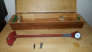 18 Depth 6 5 To Id Standard Dial Bore Gage 1