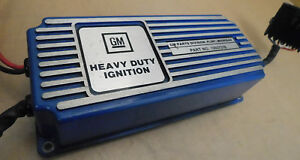 Gm Msd 10037378 6a Ignition Box