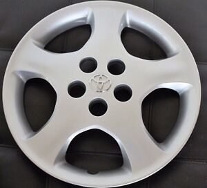 Toyota Corolla 2005 To 2008 Hubcap 1 Recon Factory Original 61134 Wheelcovers