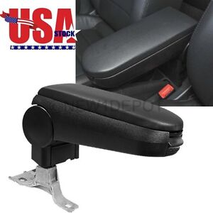 Us Center Console Leather Armrest Box Lhd For Volkswagen Passat B5 1998 2004 Nd