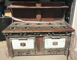 Antique Gas Stove 10 Burner By Majestic Do You Know The Value Of This Stove