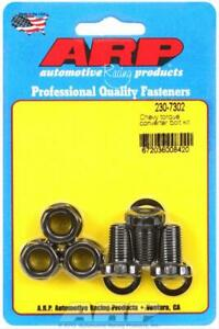 Arp 230 7302 Chevy Powerglide Th350 Th400 Torque Converter Bolt Kit 725 Long