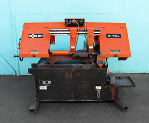 Cosen 10 Manual Horizontal Pivot Band Saw Mh 1016ja