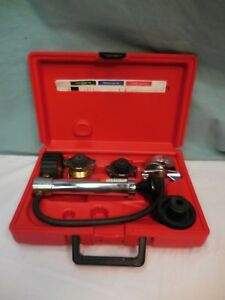 Snap On Svts262c Cooling System Tester