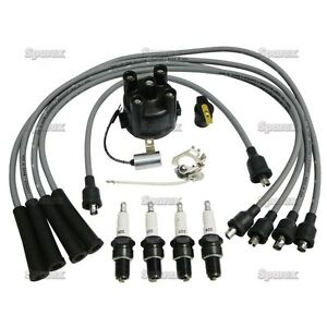 Satoh mitsubishi case Tune Up Kit With Wires S53180