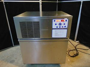 Thermo kool Tk3 1 Blast Chiller Shock Freezer Self Contained works Good s3924