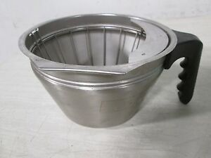 cecilware Hd Commercial Ss Brewing Funnel For cecilware Ltb 103 Brewer