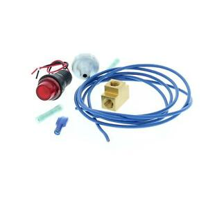 21 Lb Oil Pressure Red Warning Light Kit 3 4 Inch Hole